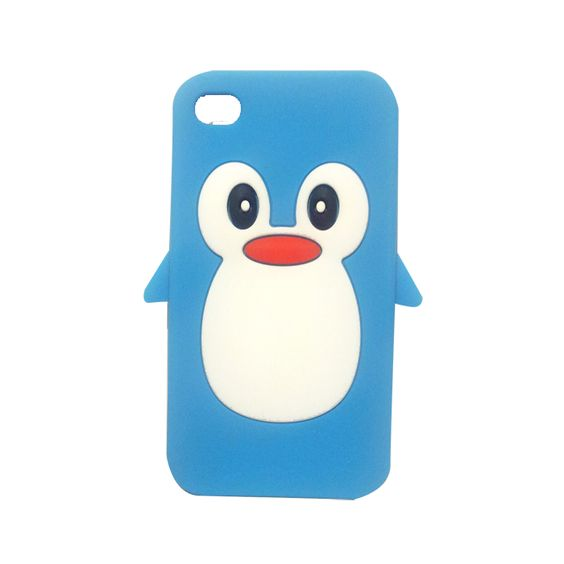 Cute Penguin iPhone 4 / 4S case.  Buy now for only $14.99!