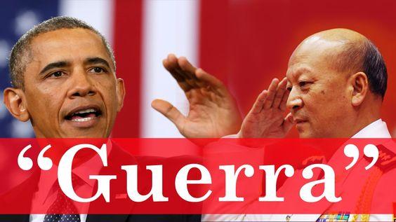 "China avisa EUA:  "" Pequeno Incidente Pode Desencadear Guerra"""