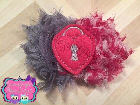 A personal favorite from my Etsy shop https://www.etsy.com/listing/262720580/valentines-day-hair-bow-double-shabby