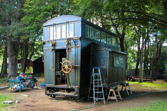 Lovely How To Choose The Best Tiny House Builders From The Market    Http://midcityeast.com/choose Best Tiny House Builders Market/ |  MidCityEast | Pinterest | Tiny ... Photo Gallery