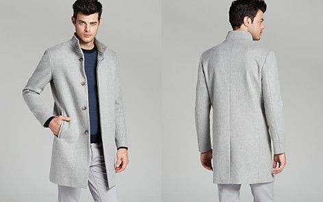 Theory Whinfell Belvin Coat