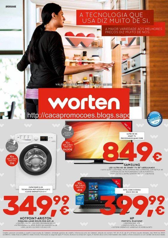 Promoções Worten - novo Folheto 28 abril a 11 maio - http://parapoupar.com/promocoes-worten-novo-folheto-28-abril-a-11-maio/