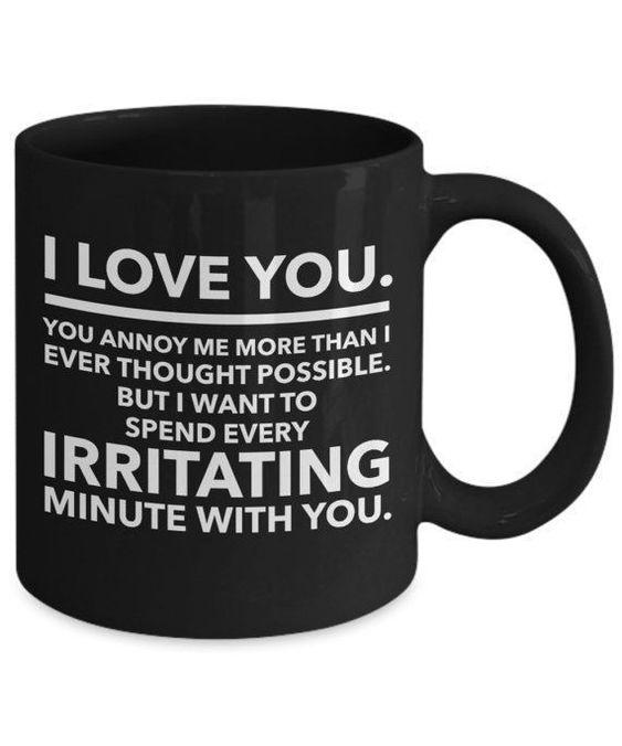 Valentines Day gift for him funny boyfriend gift valentines #boyfriendgiftsideas #boyfriendanniversarygifts #giftsforhim
