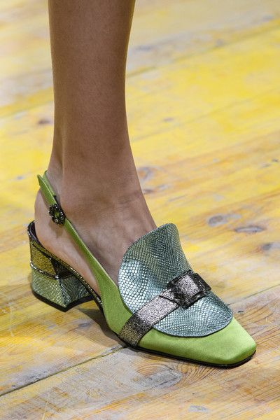 Antonio Marras At Milan Fashion Week Spring 2018 Fashion Shoes Beautiful Shoes Fabulous Shoes
