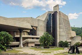 Arquitectura brutalista - Wikipedia, la enciclopedia libre