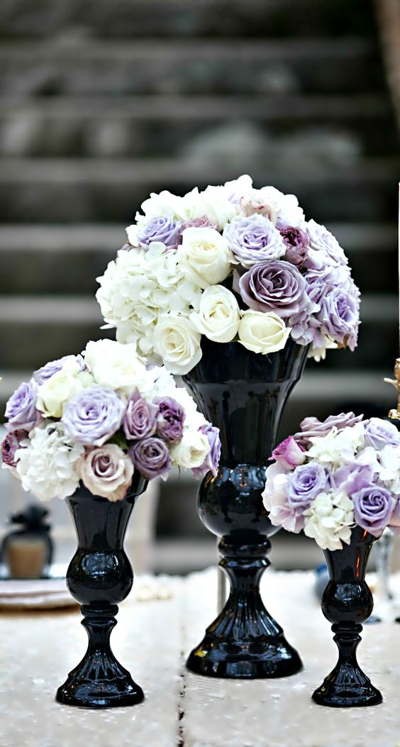 Wedding Centerpieces  www.tablescapesbydesign.com https://www.facebook.com/pages/Tablescapes-By-Design/129811416695