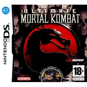Mortal Kombat Ultimate DS