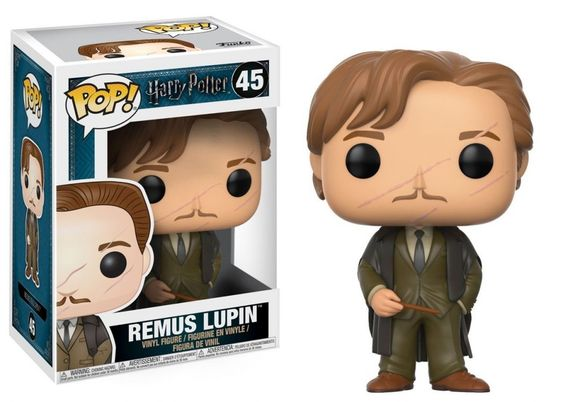 45 Remus Lupin Funko Pop