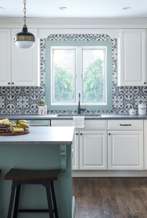 Charming Cottage Style Kitchen Tour Town Country Living Kitchen Interior Cottage Style Kitchen Kitchen Design Small