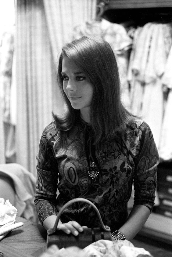 "ladycollector: "" Natalie Wood """
