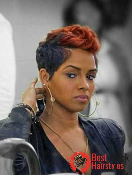 Short Haircuts For Black Girls Short Hairstyles Are Free Cool And