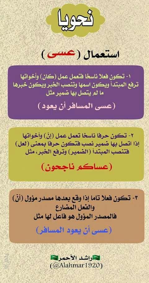 Pin By Sia On العربية Learn Arabic Language Learning Arabic Arabic Language