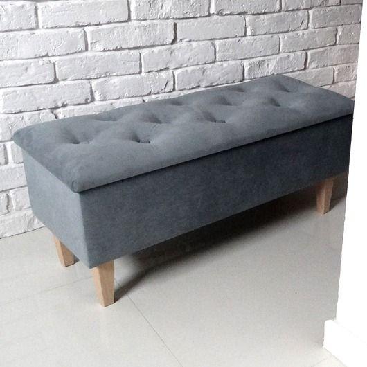 Skrzynia Schowek Otwierana Lawka Do Przedpokoju Pakamera Pl Furniture Home Decor Storage Bench