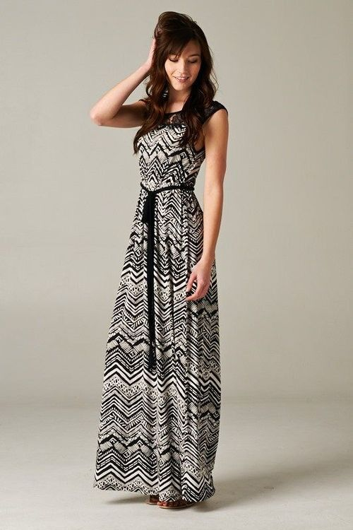 Vestidos longos: conselhos de amiga   Vestido do Dia on imgfave