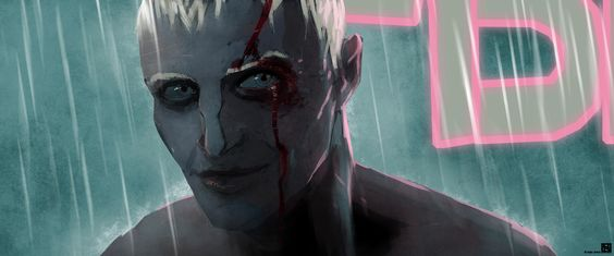 time to die, roy batty by anjinanhut.deviantart.com