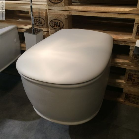 wand wc serie azuley wei matt pr sentation cersaie. Black Bedroom Furniture Sets. Home Design Ideas