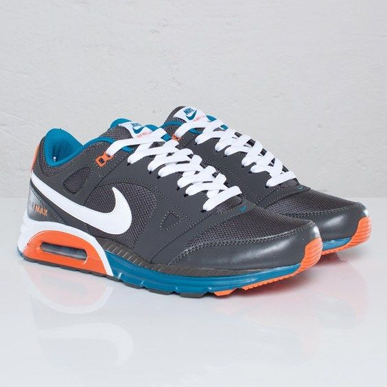 "Nike Air Max Lunar ""Midnight Fog/Green Abyss/Safety Orange"""