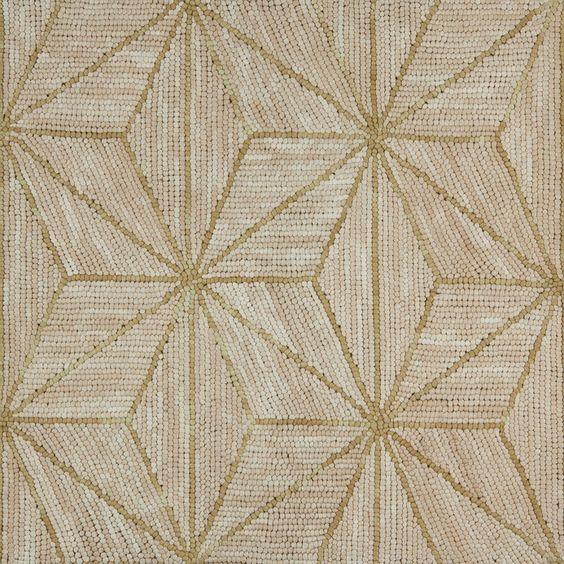 Custom Rugs, Custom rug sample, Geometric Design S12836: