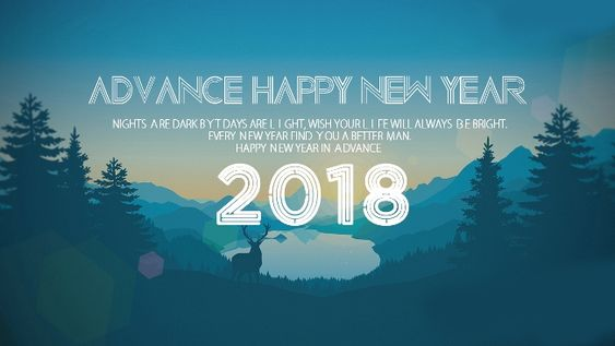 Beautiful New Year Wishes Quotes 2018 To Wish The New Year Event