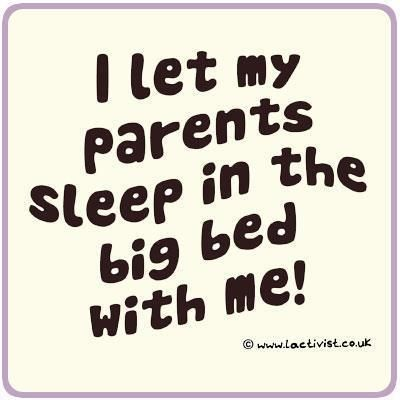 Image result for co sleeping quotes