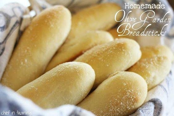 Olive Garden Breadsticks! YUM!