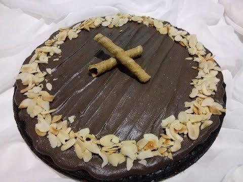طريقة عمل الكيكة المجنونة Crazy Cake Youtube Desserts Food Cake