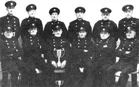 Rayleigh firemen crew were called out in the early hours of the morning of 1 February 1953 to assist in the rescue of people trapped in Canvey Island's flood in which 59 people lost their lives.