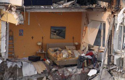 Dag 314 van 2555: instortende gebouwen - deel 1 http://dagboekvoorhetleven.wordpress.com/2014/01/02/dag-314-van-2555-instortende-gebouwen-deel-1/