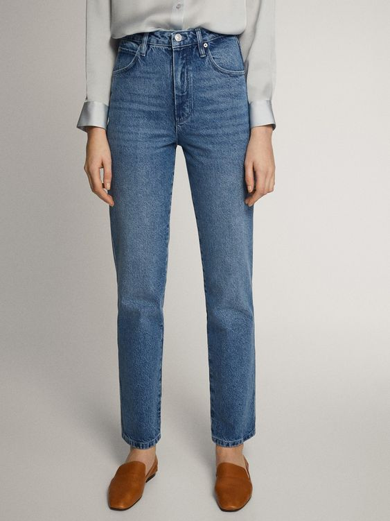 Jeans de moda 2021