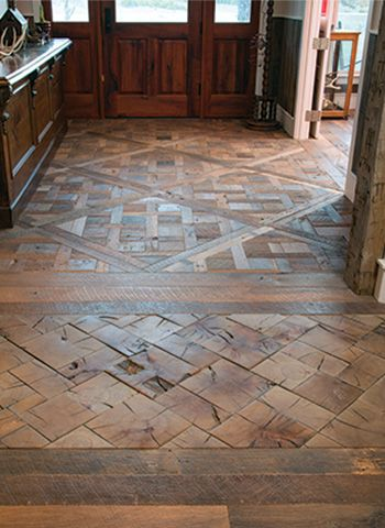 The Good Old Days Wood Tiles And Wood Flooring On Pinterest