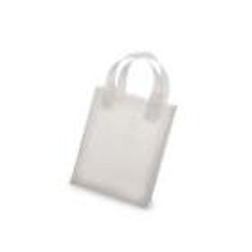 Frosted Plastic Gift Bags With Handle 8 X5 X10 24 Pcs Clear Plastic Gift Bags Gift Bags Gifts