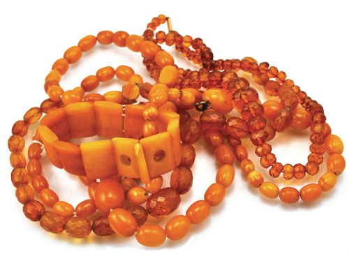 Amber - The Gold of the North - Antiquexplorer Magazine