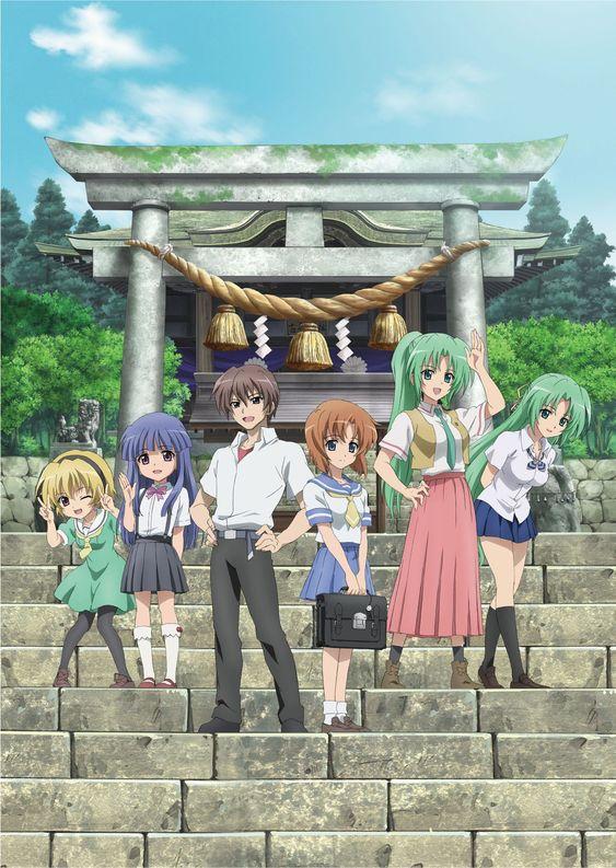 Giới Thiệu Anime Higurashi: When They Cry Mới
