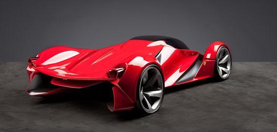 Ferrari Intervallo Concept by CCS