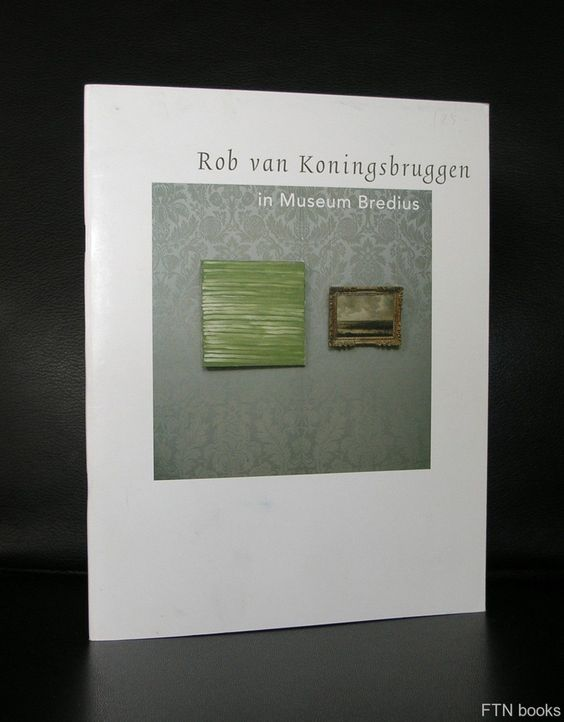 Rob van Koningsbruggen # IN MUSEUM BREDIUS # 1994, nm