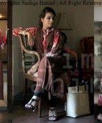 Fatima Tahir Winter Dresses 2013-2014 For Women