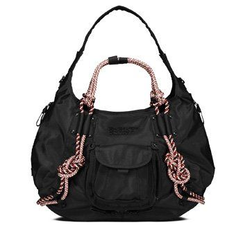 george gina lucy knot allowed handbag black sale 269 bags pinterest products. Black Bedroom Furniture Sets. Home Design Ideas