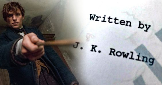 J.K. Rowling Teases Fantastic Beasts 2 Script -- J.K. Rowling is currently hard at work writing the screenplay for Fantastic Beasts 2, the first of four sequel to the Harry Potter spin-off. -- http://movieweb.com/fantastic-beasts-2-jk-rowling-script-photo/