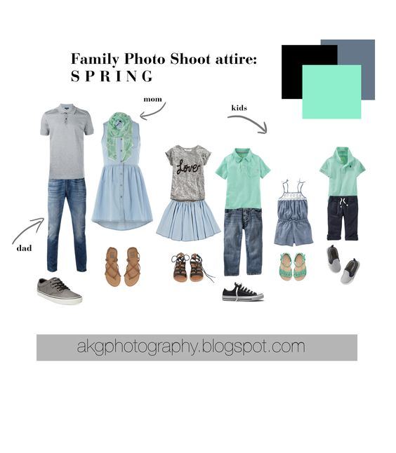 Family Photo Shoot #outfitideas by AKG Photography http://akgphotography.blogspot.com