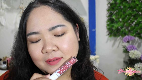 Candy Color Matte Lip Cream - Marshmallow