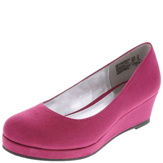 payless shoes girls dress shoes | Girls' Marcie Wedge, Pink
