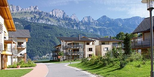 Landal Resort Walensee   Unterterzen,  East-Switzerland,  Switzerland