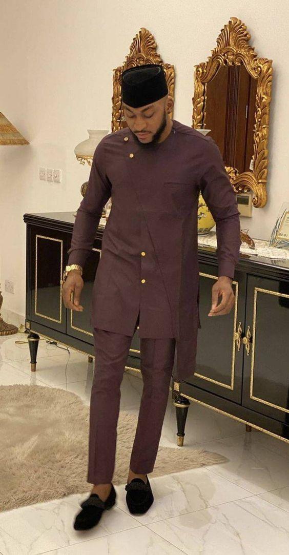 Vêtements d'hommes africains tenue d'hommes dashiki | Etsy