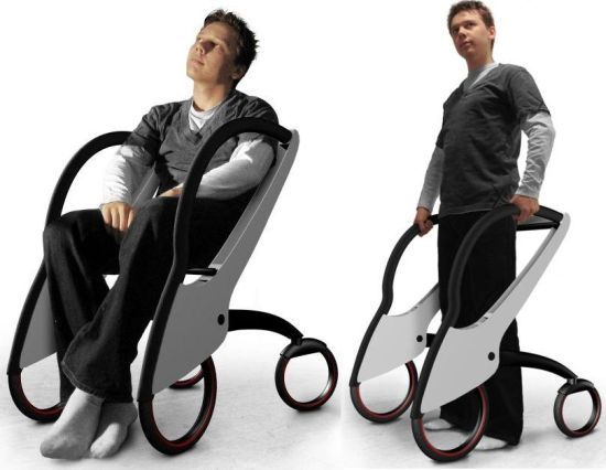 Freeroll makes movement effortless for the differently abled #mobility #wheelchairs. >>> See it. Believe it. Do it. Watch thousands of SCI videos at SPINALpedia.com