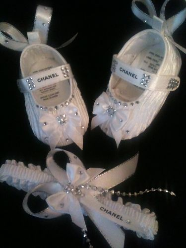 Baby chanel Babies and Shoes on Pinterest