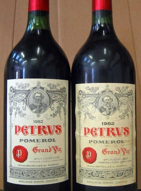 Petrus Wine   Petrus, Romanee-Conti, Chateau d'Yquem — wines coveted by ...