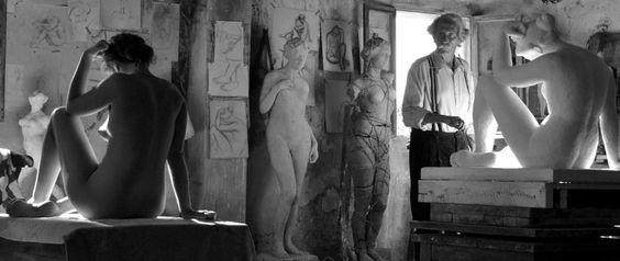 EL ARTISTA Y LA MODELO, la gran fascinación de Aida Folch