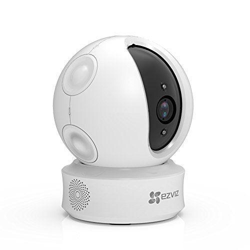 WLAN HD 1080P IP Kamera WiFi Überwachungskamera Home//Baby Monitor IR Nachtsicht