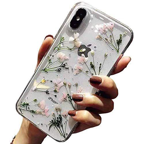 Epingle Sur Coque A Fleur Pour Iphone