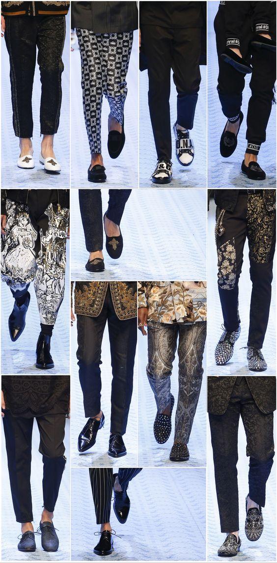 #DGDNA Men's Fashion Show. #DGMenSS19